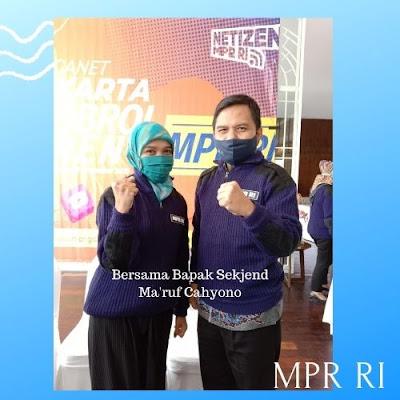 MPR RI, Sekjend MPR