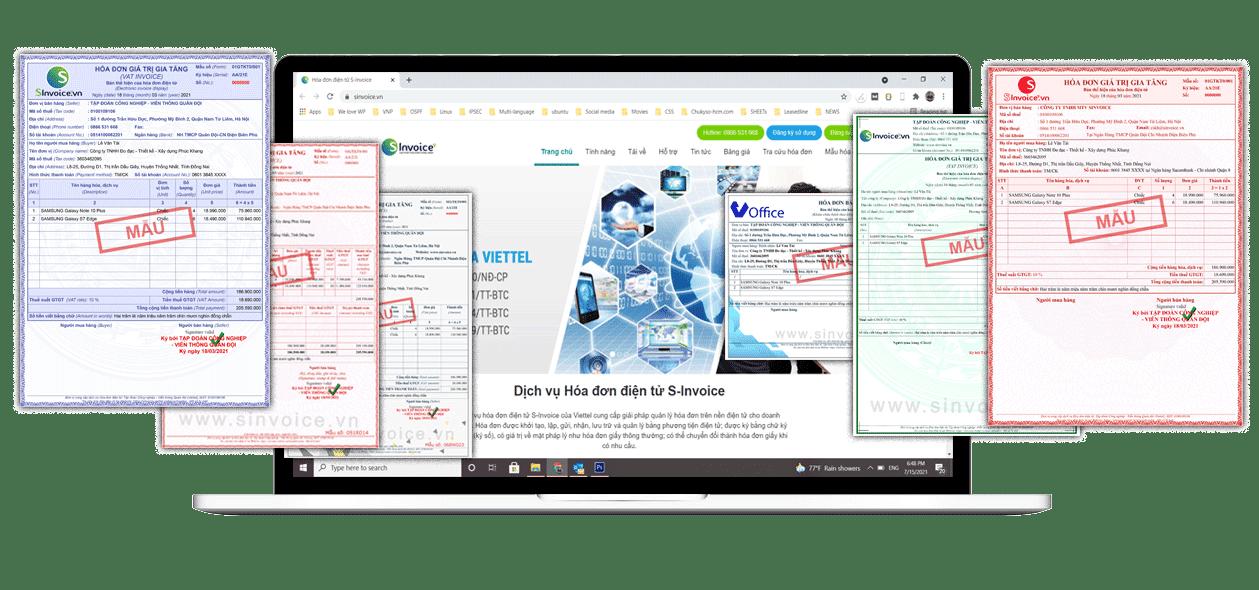Ảnh minh họa: Hóa đơn điện tử S-Invoice đáp ứng mọi quy định của BTC