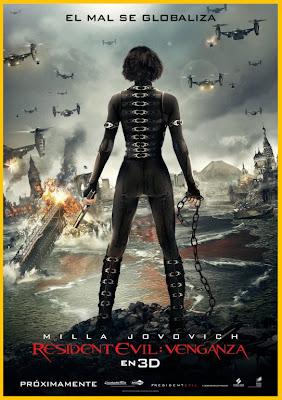 Download Watch Resident Evil Retribution Online Free  PNG
