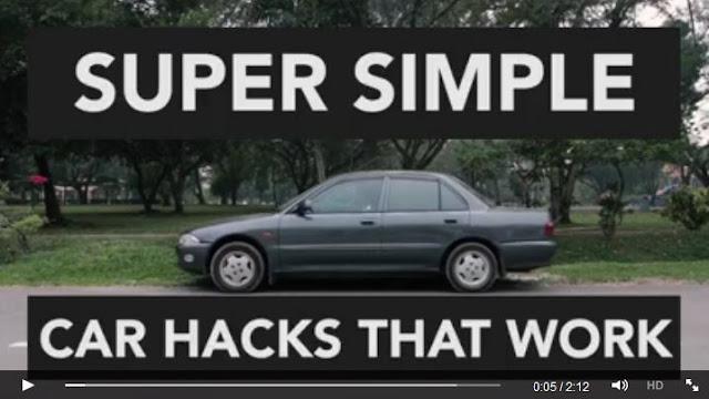 6 Tips Jaga Kereta Dengan Mudah