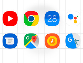 One UI icons