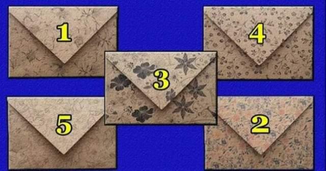 Вам лист: виберіть конверт і дізнайтеся своє послання