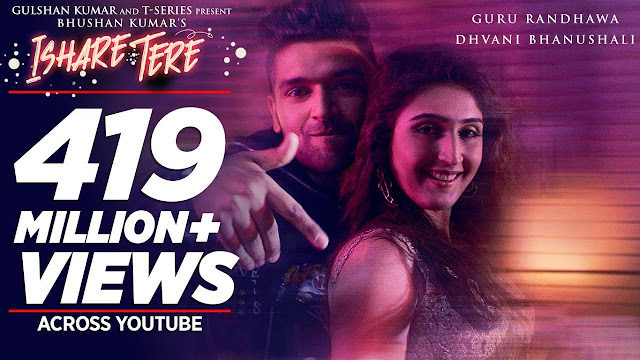 guru randhawa new song ISHARE TERE Song lyrics in english