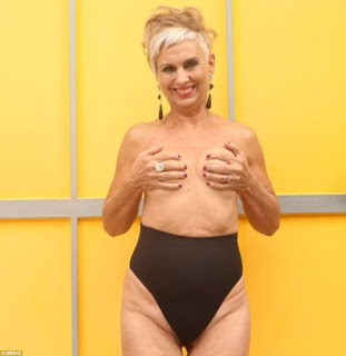 Shapely older women