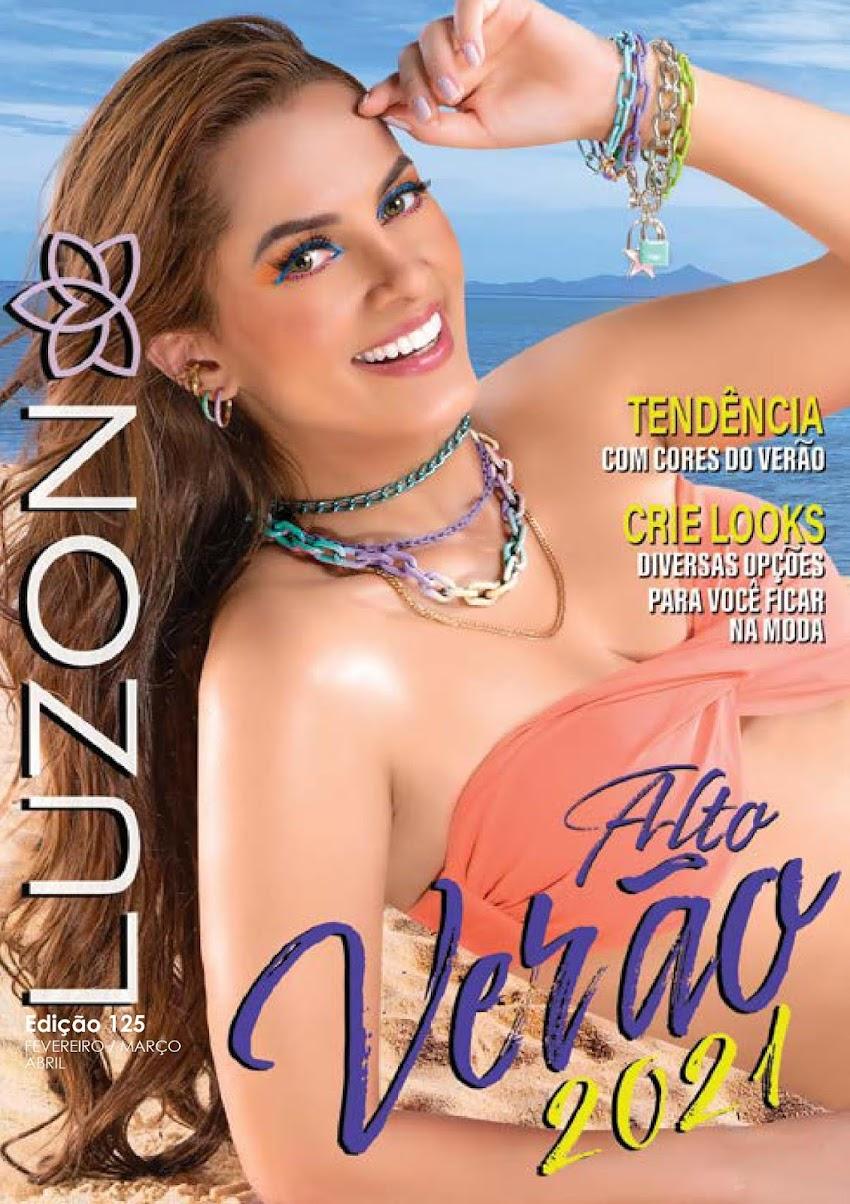 Revista Luzon Fevereiro 2021-EDIÇÃO 125