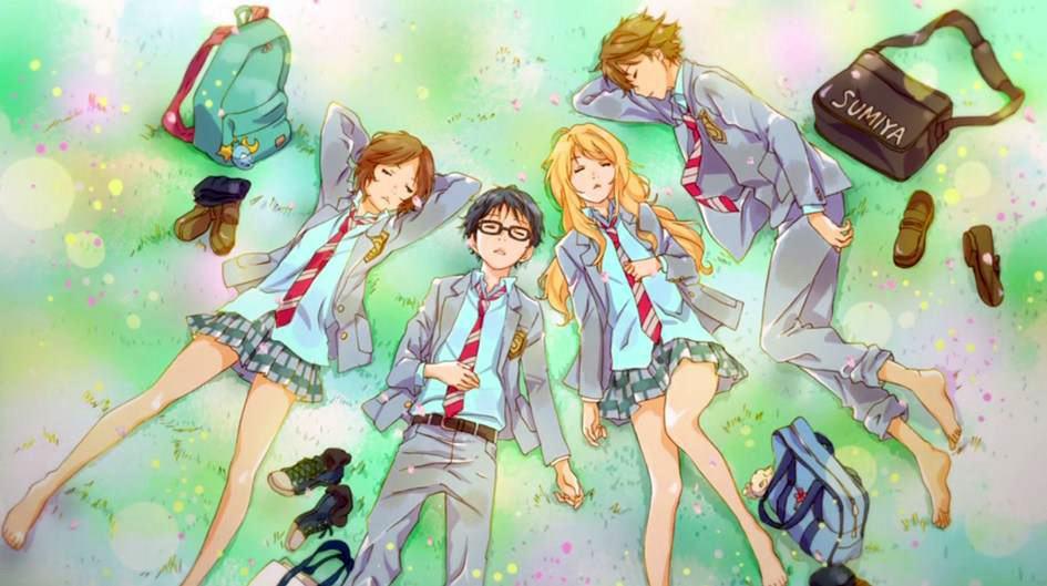 Rekomendasi Anime Romance Terbaik Yang Cocok Untuk Mengawali Daftar Ini Adalah Shigatsu Wa Kimi No Uso Bergenre Musical Mengisahkan