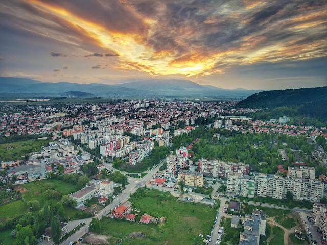 Снимка на град Кюстендил, фотограф: Росен Христов, Забелязано в Кюстендил