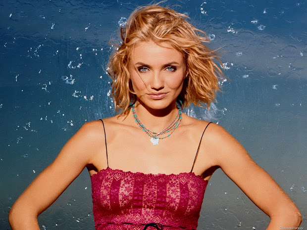 Cameron Diaz-charlie Angels Girl Taste Wallpapers