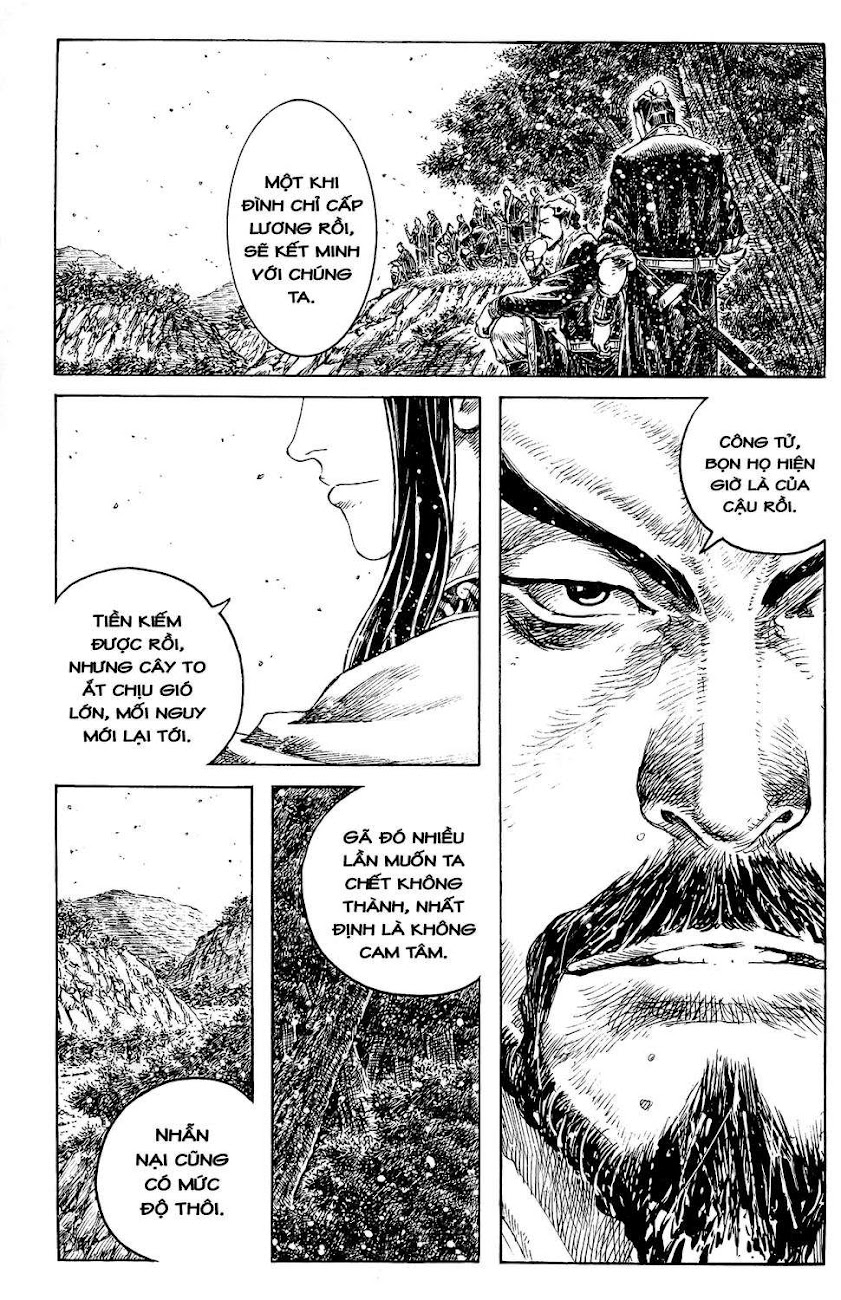 Hỏa phụng liêu nguyên Chương 350: Lại thêm kẻ địch [Remake] trang 17