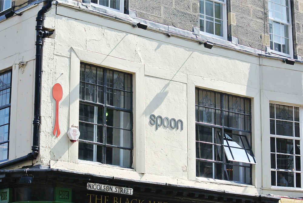 Spoon, Edinburgh