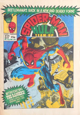 Spider-Man and Hulk Team-Up #449