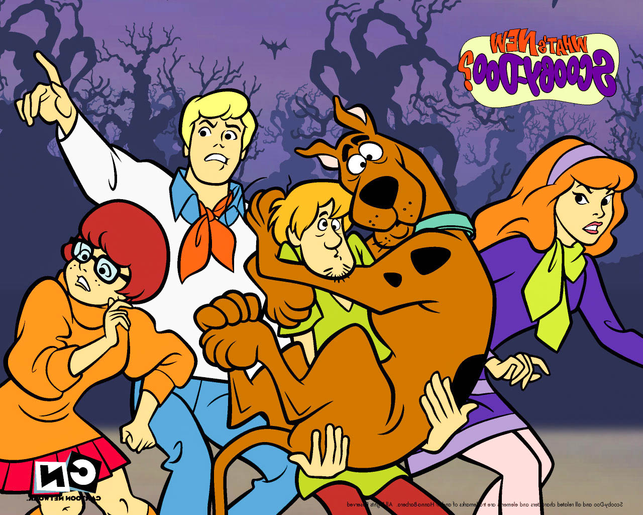 All HD Wallpapers: Scooby Doo Shaggy Full HD Wallpaper