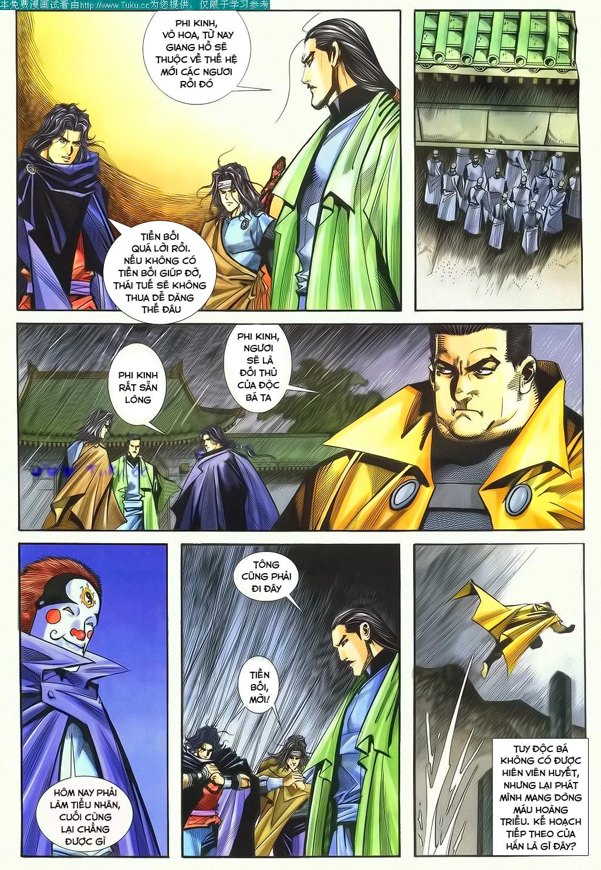 Bá Đao Chap 131 - Truyen.Chap.VN