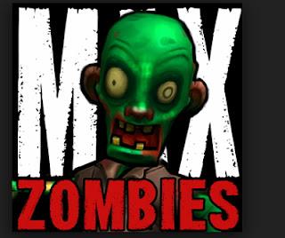 Max Bradshaw Zombie Invasion
