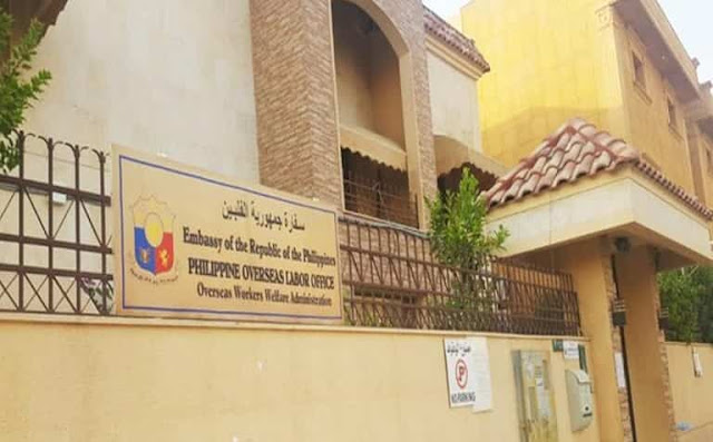 Riyadh's Philippine Labor Office closed after Corona Virus cases