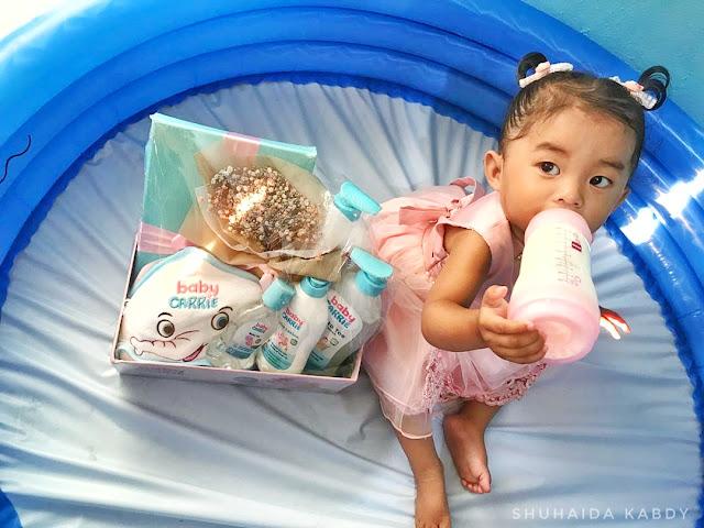 Baby Carrie Junior Terbaru Khas Untuk Penjagaan Bayi
