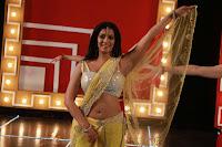 Varalaxmi Hot Photo from Mada Gaja Raja HeyAndhra