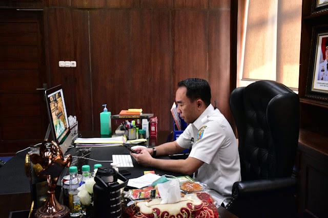 Raden Adipati Surya Himbau Masyarakat Way Kanan Semarakkan Peringatan HUT Ke-76 RI