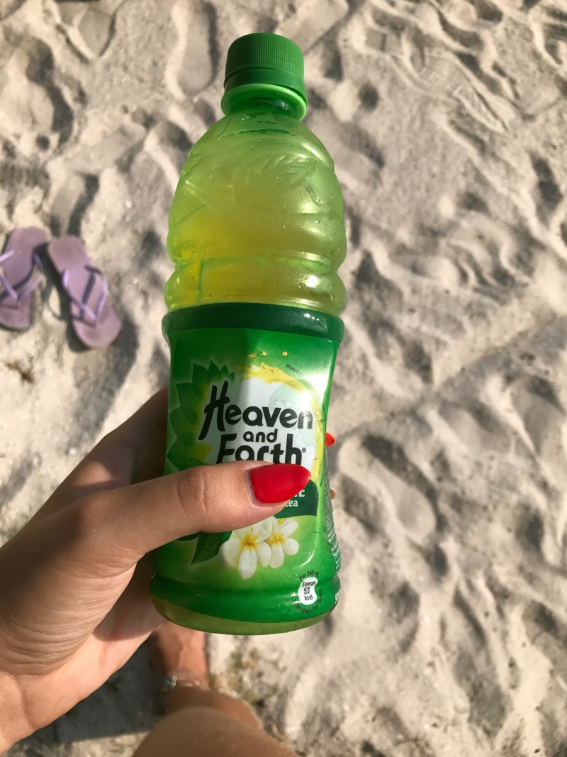 heaven and earth drink