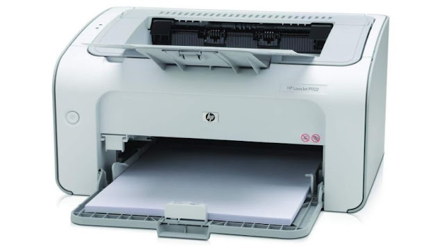 printers are also non less favorite amongst many inexpensive together with affordable printer brands spread  Hp laserjet p1102 Wireless Driver Full Download For Windows