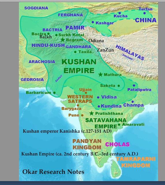 Okar Research: Kushan Emperor Kanishka: Fourth Buddhist Council (c. 78 AD)