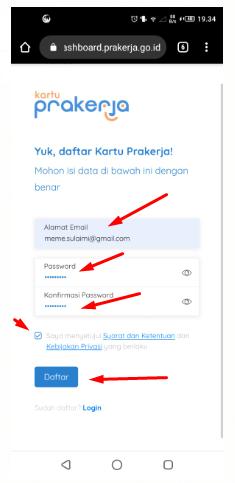 Syarat Dan Cara Daftar Login Kartu Prakerja Online 2020 Di Website Www Prakerja Go Id Aulaku Com Media Informasi Ter Update