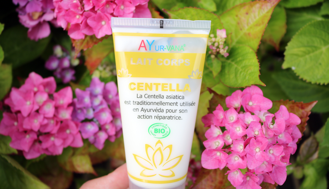 AYur-vana Centella Body Lotion
