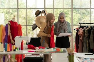 Tips Sukses Berbisnis Busana Muslim