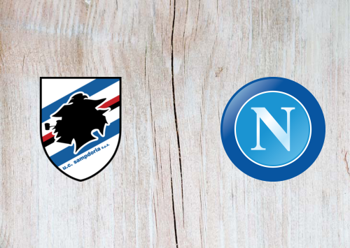 Sampdoria vs Napoli -Highlights 3 February 2020