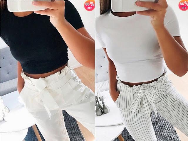 https://www.luvyle.com/round-neck-exposed-navel-plain-t-shirts-p-43043.html