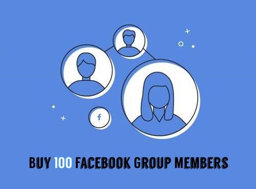 Buy 100 Facebook Group Members