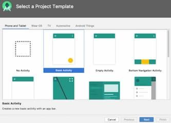 الدليل الشامل لإنشاء التطبيقات على اندرويد ستوديو Android Studio