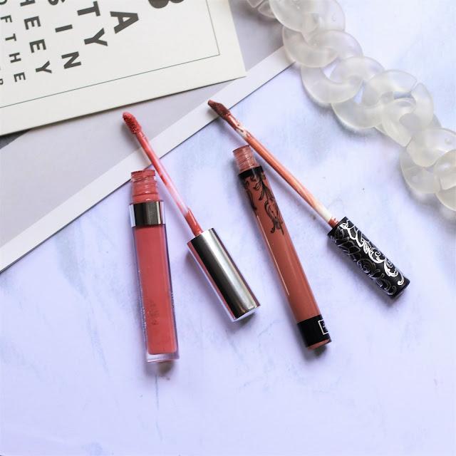 kat-von-d-liquid-lipstick-bow-n-arrow-colourpop-ultra-satin-lip-alyssa