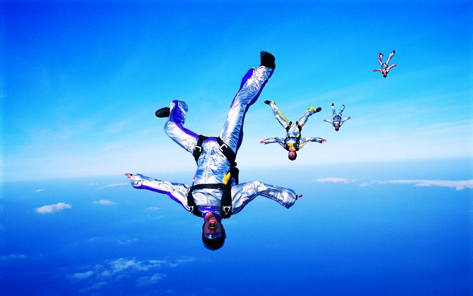 extreme sports diving sport sky extremely disciplined become wonderful fool extreem jump base bellisima why down march