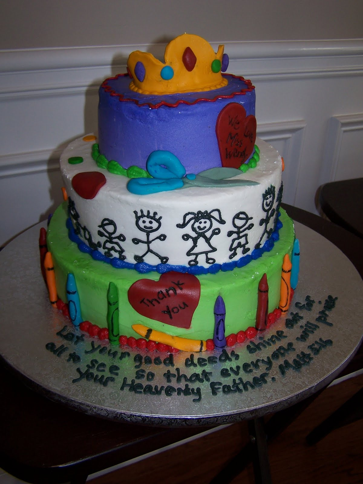 Creative Cakes N More Children S Ministry Cake
