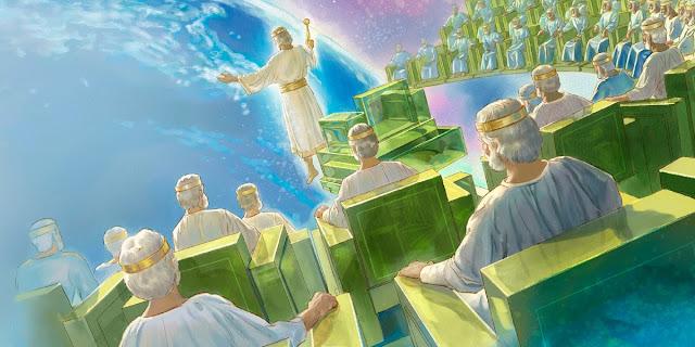 Que tipo de pessoa pode ser levada ao reino dos céus?