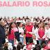 Gracias al Salario Rosa las mamás procuran el cuidado y bienestar de sus hijos: Alfredo Del Mazo