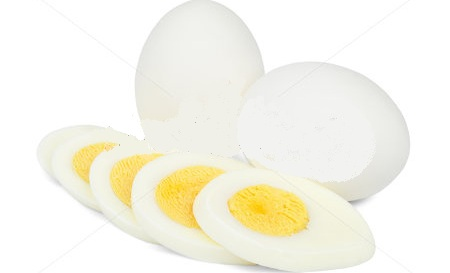 Calories in boiled egg