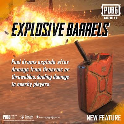 pubg gas can blast