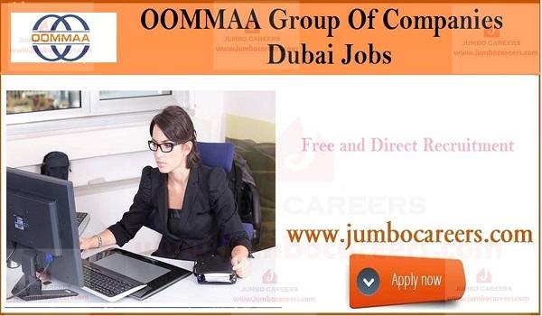 Company jobs in Dubai, UAE latest careers,