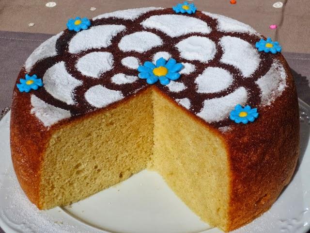 Torta de Llanda Ana Sevilla