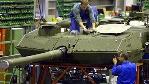 ارتفاع غير مسبوق في صادرات الأسلحة الألمانية.. والسعودية أولى الدول العربية