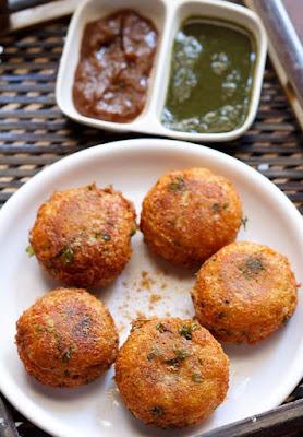 Paneer Aloo Kofta (veg) From Imperial Inn