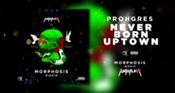Prohgres, Anju Blaxx - Never Born Uptown (Audio) MP3 Download