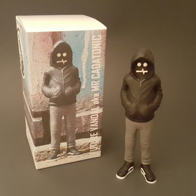 Future Vandal Resin Figure by CADatonic
