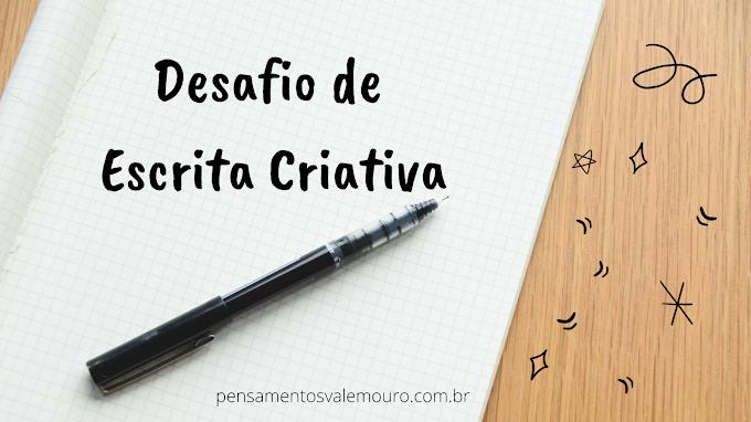 Experiências Poéticas - Desafio de Escrita Criativa