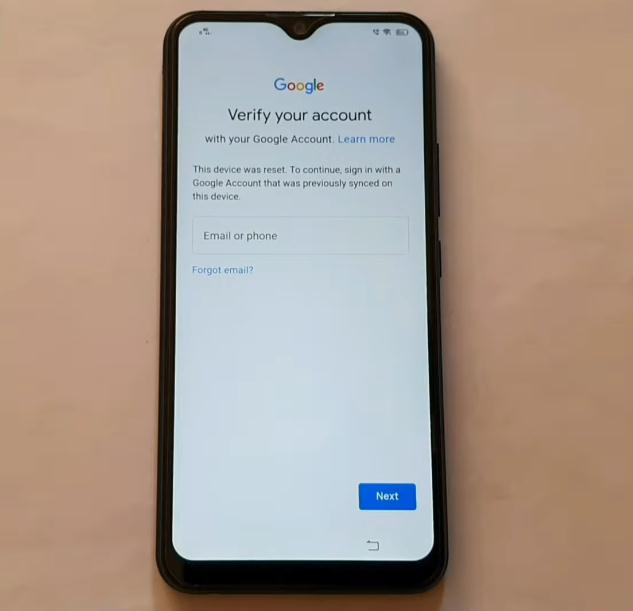 Cara Hapus FRP Akun Google Vivo Y12 1904 Android 11 Tanpa Dongle UMT Via Remote Teamviewer