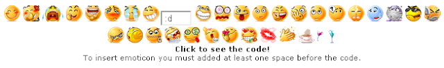 Emoticons/Smileys