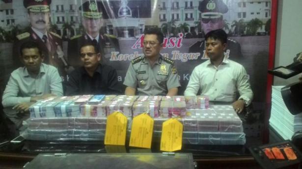 Polda Aceh Bongkar Penggelapan Pajak 27 Miliar di Bireuen