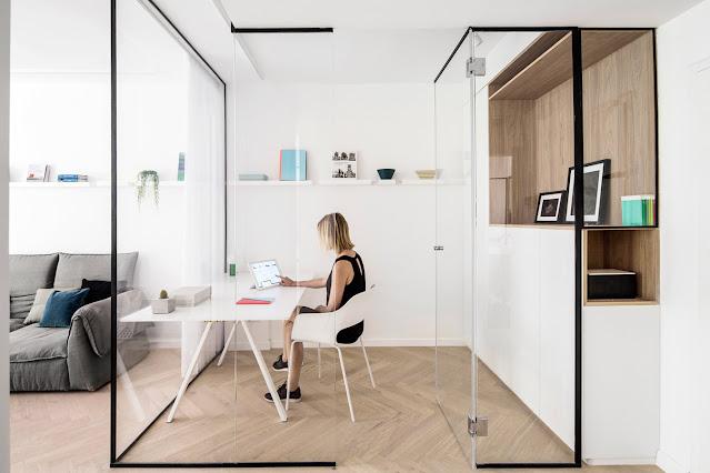 Aprovecha el momento de diseñar tu oficina en casa 3